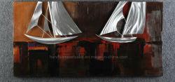 DecorationのためのアルミニウムRelievo/Oil Painting /Metal Wall Art