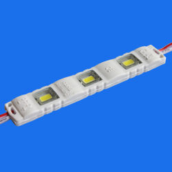 Chip Epistar SMD5630 Módulo LED impermeável com objectiva