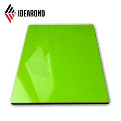 Экспорт Ideabond Филиппины Зеленый 4мм внешней стеной оболочка материала (AF-35F)