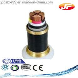 XLPE Isoliergepanzertes Energien-Kabel des stahldraht-240mm2
