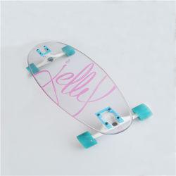 Seda personalizado impresso da folha de policarbonato para Base de skate