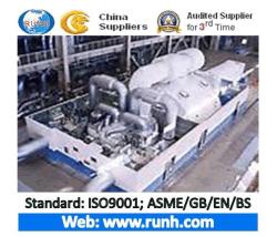 Condensação de extração da turbina a vapor para a Usina CPE