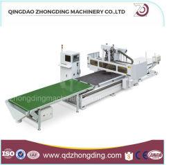 木工用エングレービングマシン CNC ルータ( 4 軸