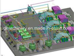 Servizio del carceriere di progetto della macchina della carta velina di alto livello
