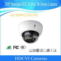 Dahua Sicherheit2mp Starlight Hdcvi POC IR-Abdeckung-Kamera (HAC-HDBW2231R-Z-POC)