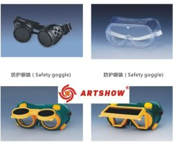 La soldadura Casco Gafas de seguridad, herramientas de soldadura