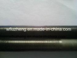 Il tubo di aletta basso dell'aria di raffreddamento del acciaio al carbonio, unisce in lega il tubo di aletta basso in acciaio ASTM A179 ASME SA179
