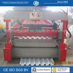 PPGI PPGL Kettenlaufwerk-Messer löschte die Dach-Wärmebehandlung-Rolle, die Maschinen-Fabrik-Preis bildet