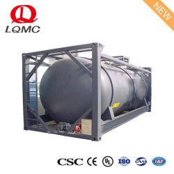 Широко используется в 20 ФУТОВ 40 ФУТОВ индивидуальные ISO контейнер для газового баллона