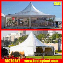 10м прозрачный пагода Marquee Группа Палатка для торговли показать