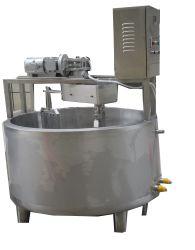 스테인리스 스틸 600L 치즈 만들기 VAT