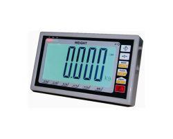 表示器のデジタル表示器の重量を量る荷重計