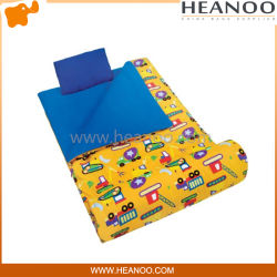 Popular Kids Cars Heroes Flores Animais Robôs Original Sleeping Bag