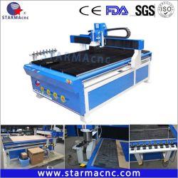 Starmacnc DSPシステム最上質Atc CNCのルーターの木版画の打抜き機