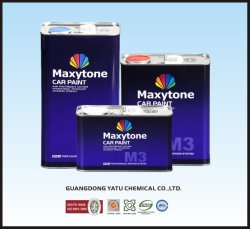 Maxytone M3 Varnish 5L+2.5L+1L Kit per Auto Refinish con Extra Fast Drying