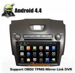 シボレーChevy/Holden S10コロラド州のためのアンドロイド4.4 Car DVD Player