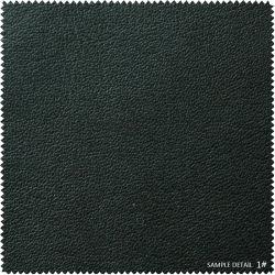 Schwarz Stoff Kunstleder Kunstleder Tasche Leder für Schuh (S244120)