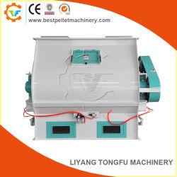 الماكينات المخلوط خليط تغذية المواشي المعدات الآلية المعتمدة من قبل CE