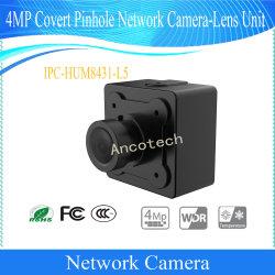 Unità segreta dell'Macchina-Obiettivo della rete del CCTV di sorveglianza di foro di spillo di Dahua 4MP (IPC-HUM8431-L5)