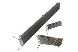 Le tube en cuivre aluminium fin Showcase évaporateur