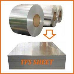TFS senza stagno può produrre acciaio/acciaio rivestito con cromo elettrolitico