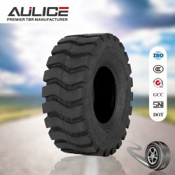 Excelente anti-furo e resistência ao desgaste de pneus de polarização/pneumático do reboque/rodas de borracha/pneus de borracha(Novo E-3 L-3 23.5-25) para a estrada de mineração