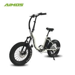 36V 500 W 20'' жир шины складной электрический велосипед горный велосипед с высоким качеством Ebike импорт аккумуляторной батареи