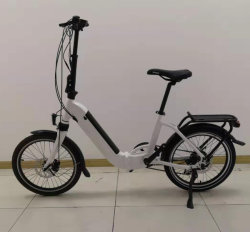 درّاجة رخيصة كهربائيّة الصين كهربائيّة يطوي درّاجة [24ف] درّاجة كهربائيّة