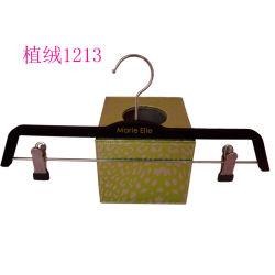 Guangdong Boutique Pants encaixar o gancho plano personalizado Pants cabide
