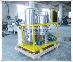 真空の料理油のRefiney機械揚がる油純化器機械