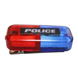 A segurança do tráfego em face dupla polícia patrulha Testemunho de ombro