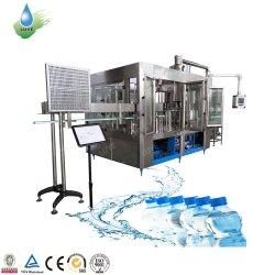 Минеральная вода упаковочные машины / бутылка воды для наполнения и заглушения машины / сода и безалкогольных газированных напитков розлив Dink машины