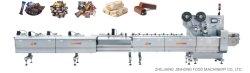 Bonbons/chocolat/Wafer/Biscuit oreiller alimentaire/Machine d'emballage automatique du liage