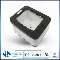 Analizar el papel y las tarjetas de socio código completo de pago móvil de verificación de productos 2D USB Lector de códigos de barras (HS-2001B)