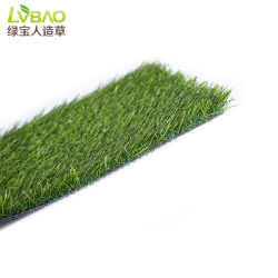 Paysage artificiel de l'herbe ont le sentiment d'herbe du paysage naturel