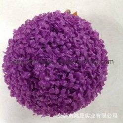 人工的な草の球のプラスチック草の球の球のシミュレーションのプラント庭の装飾