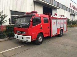 Dongfeng 4X2 5000 litres incendie et de sauvetage et de l'eau le réservoir de mousse camion de lutte contre les incendies de répondre