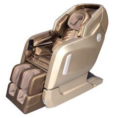 Reluex H878 nouvelle conception de la vente chaude S L voie pleine Zero Gravity 3D du rouleau de pied de luxe une chaise de massage préféré des produits de qualité supérieure