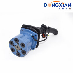 Steuerknüppel des Exkavator-Dh220-5 der hydraulischen Aluminiummaschinerie-Teile Daewoo-Doosan