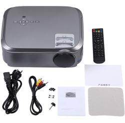 LED de 3200 lúmenes projector Full HD 1080P alto brilho com USB/HDMI/VGA
