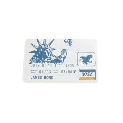 Reeks de van uitstekende kwaliteit van de Oogst van het Slot van de Haak van Pickset van de Creditcard van James Bond van het Visum (YH9123)