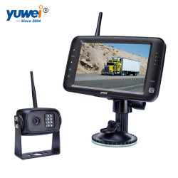 2.4GHz draadloze het Omkeren Camera met 5inch Monitor 12V aan 32V