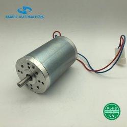 Con brocha o fabricante de motores dc sin escobillas PMDC/CC/engranaje planetario eléctrico motor de engranaje helicoidal Opción 12V 24V 36V 48V 50W de potencia 100W 200W 300W a 500W 800W