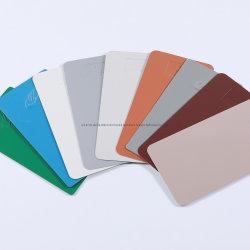 Revestimiento de color de la bobina de aluminio utilizado para el Panel Compuesto