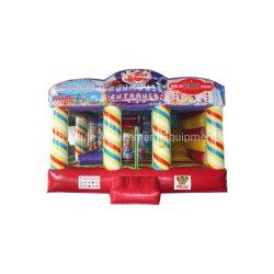 Для использования вне помещений надувные Funhouse игрушка Bouncer упругие замок