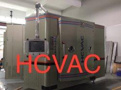 Lichtbogen-Ionenbeschichtung-Maschine des Glasware-keramische Goldsilber-PVD multi