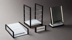 Vetrina di lusso della Tabella della visualizzazione dei monili di illuminazione del LED con Acryilc