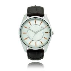 Le luxe de haute qualité Business Men's Watch Bracelet Cuir montre-bracelet Quartz Ventes en gros (JY-ST057)