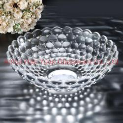 Großhandelspreis überzieht Set-Essgeschirr-Glassüßigkeit-Filterglocke
