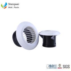 Plastikluft-Luftauslass-Anschluss für HVAC-Systems-Spritzen